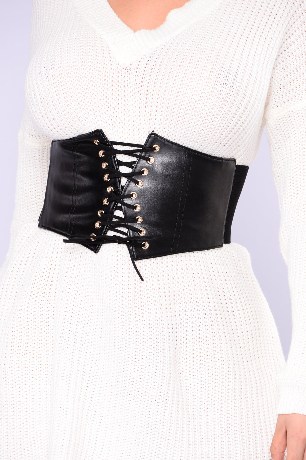 Dolores Belt - Black