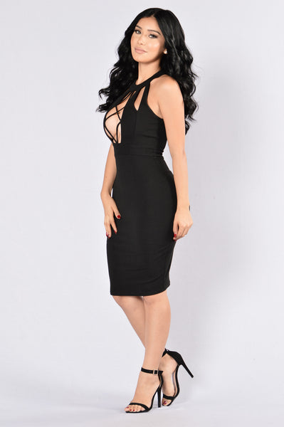 Melica Dress - Black