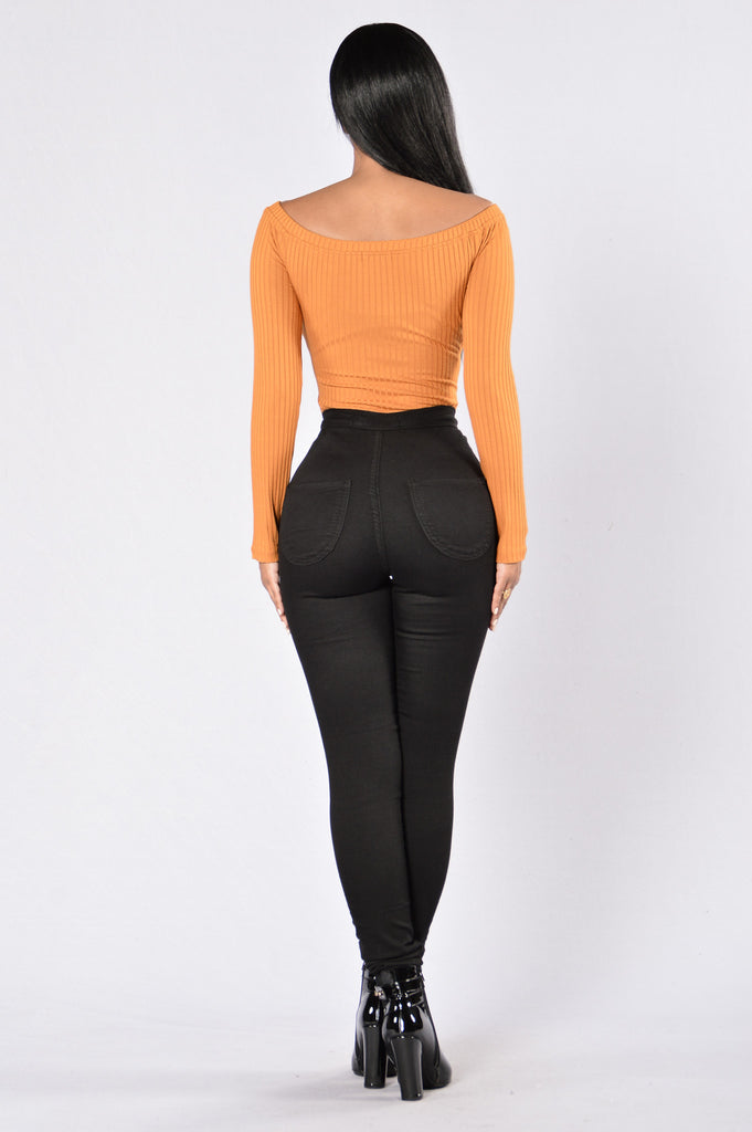 Bold And Young Bodysuit - Amber