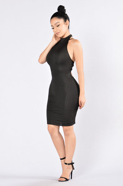 All Of Me Dress - Black