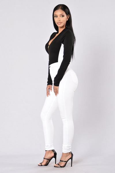 Need for Speed Bodysuit - Black/White