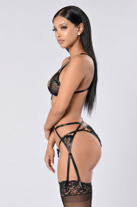 Pure Seduction Set - Black