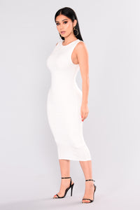 Kimmy Dress - Off White