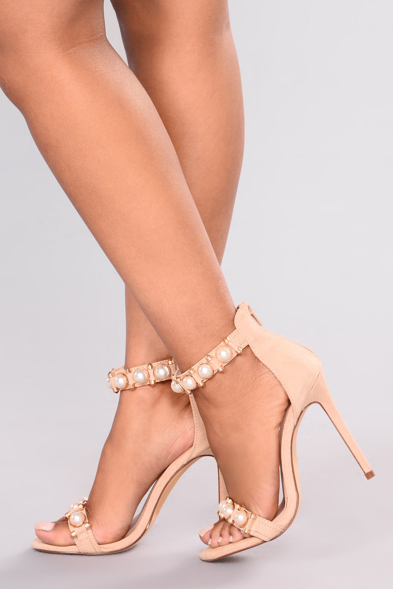 A Perfect Pearl Heel - Nude