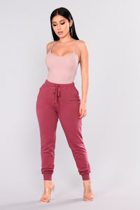 Ronda Top - Dusty Pink