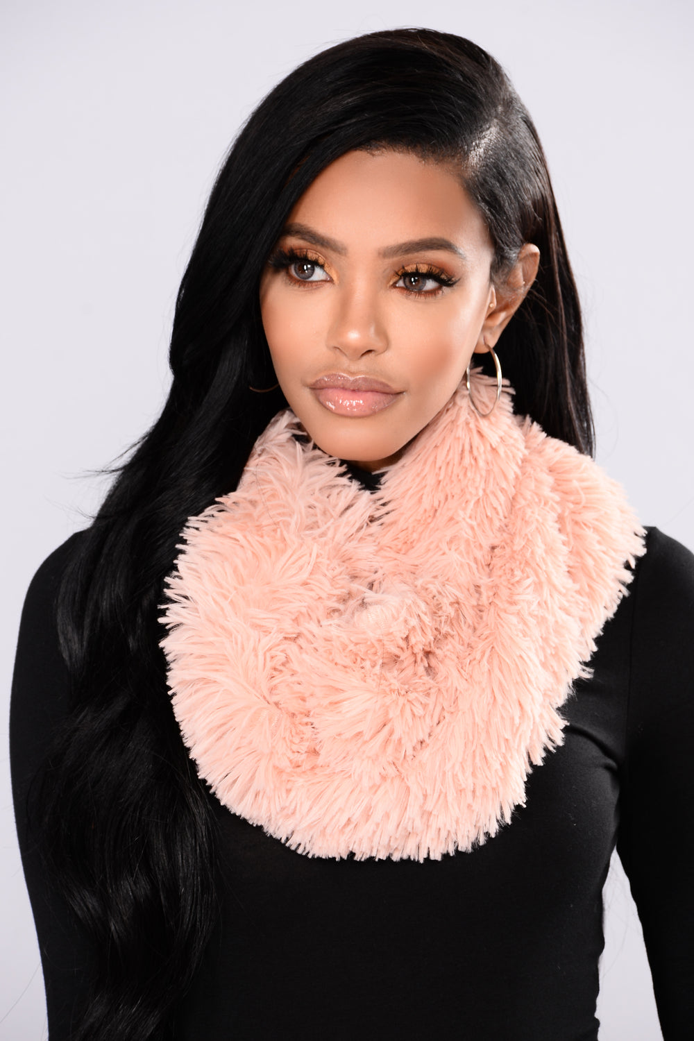 So In Love Scarf - Blush