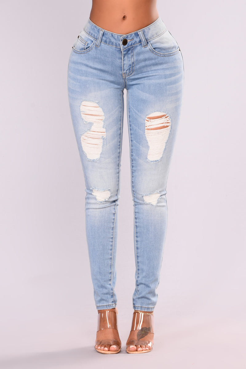 Enlightenment Jeans - Medium Wash