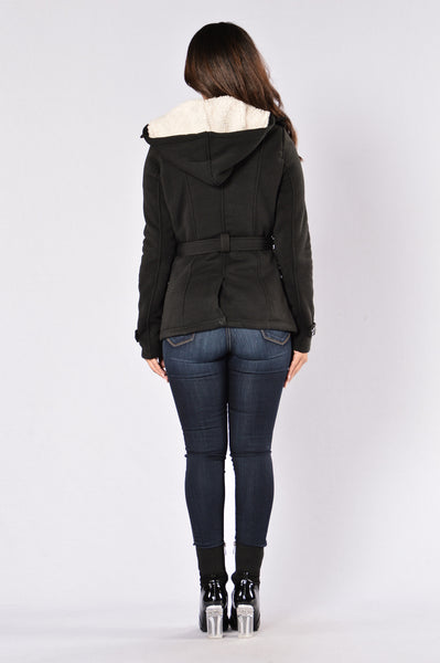 Home Bound Jacket - Black