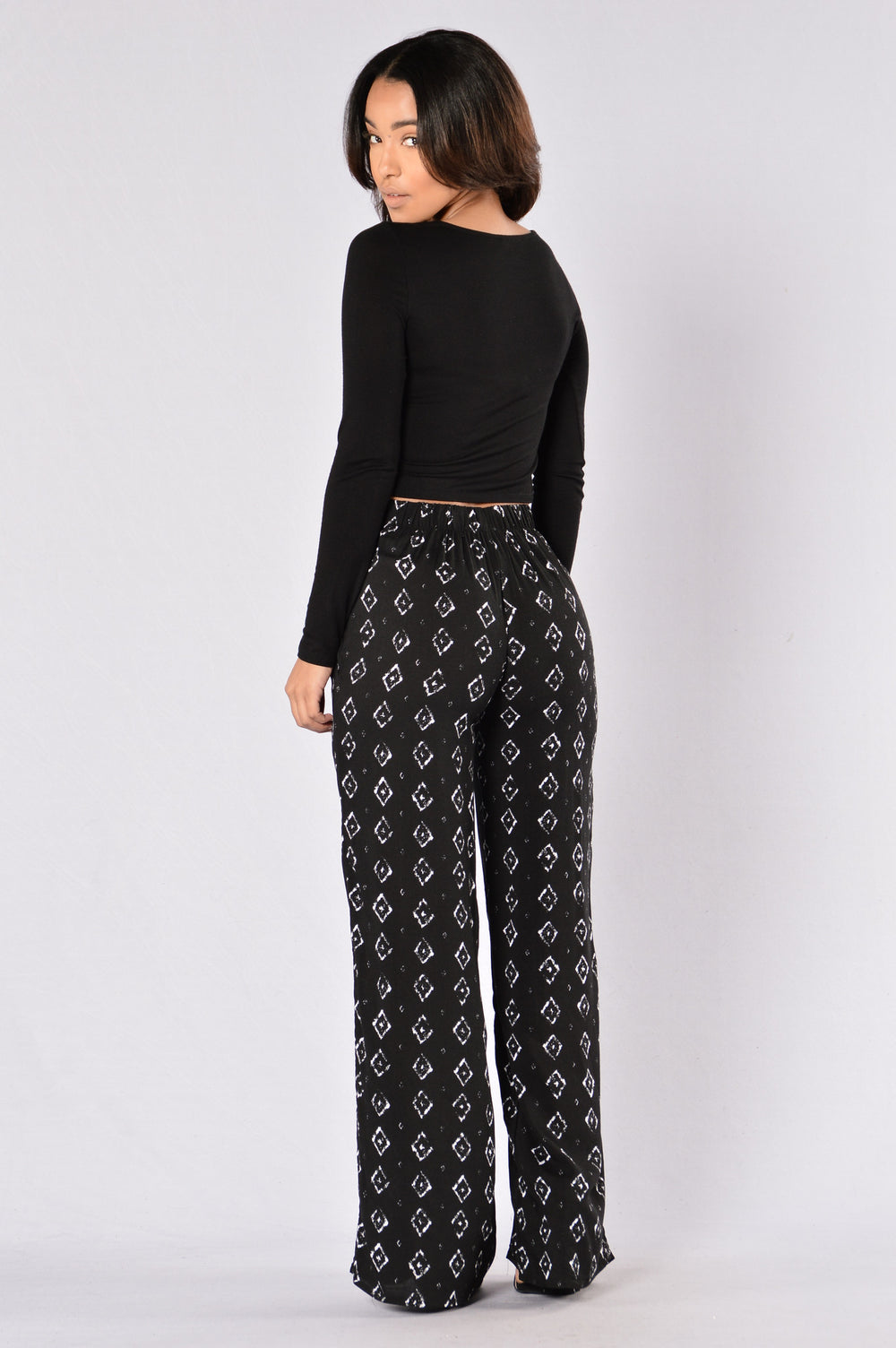 Island Girl Pants - Oros Black