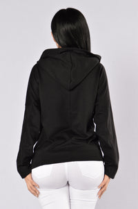 Close To You Sweater - Black