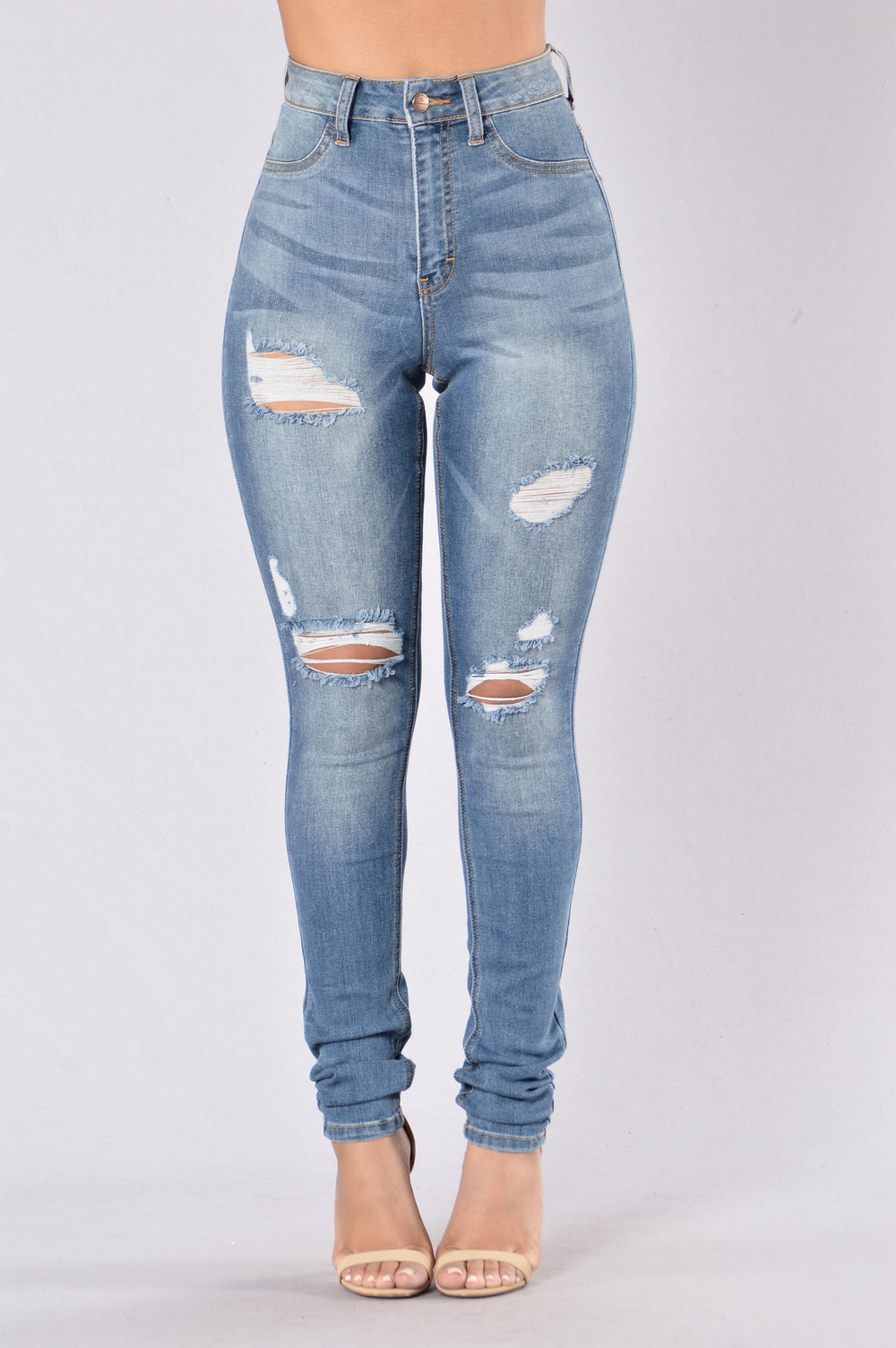 Find great deals on eBay for ripped light blue jeans. Shop with confidence.