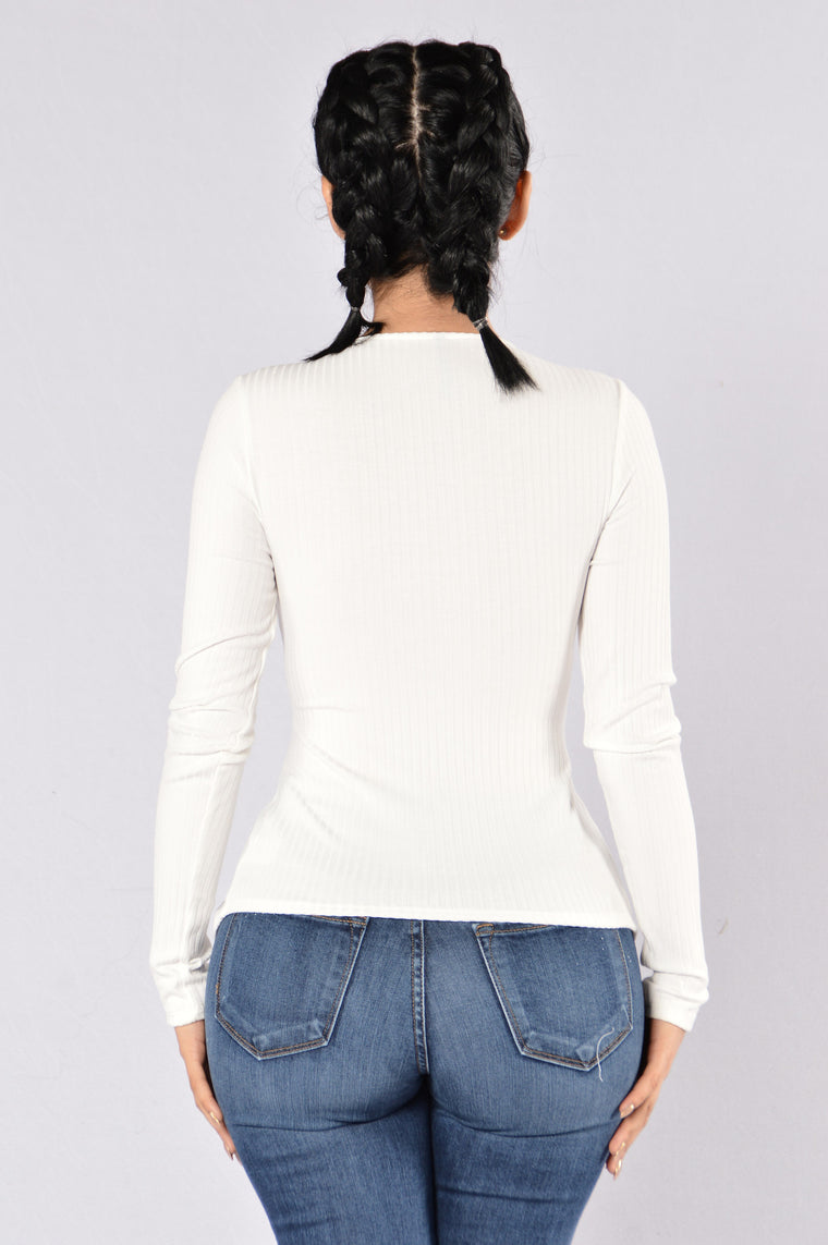 Be Together Top - Ivory