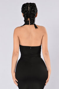 Out With The Girls Dress - Black