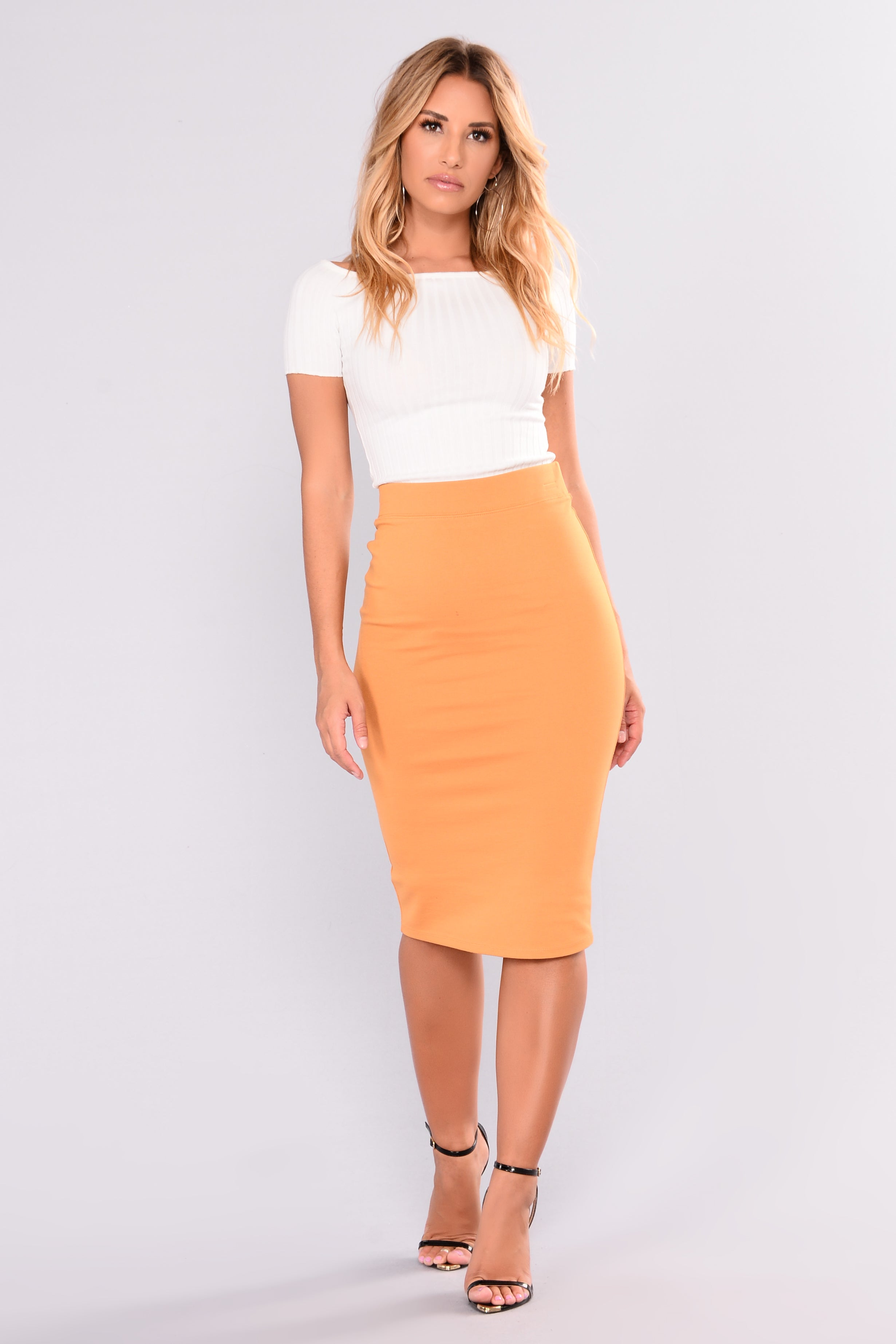 Cupro Skirt - Diamonds and Rust by VIDA VIDA Cheap Online Store Cheap Footlocker Finishline Where Can I Order Lowest Price Sale Online W8Dfsj