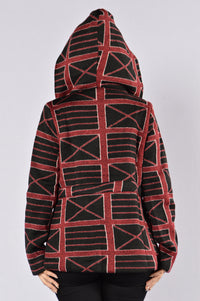 Ups And Downs Jacket - Multi Angle 3