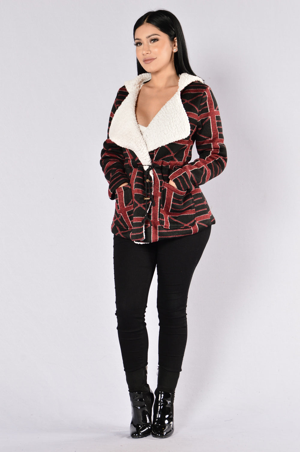 Ups And Downs Jacket - Multi
