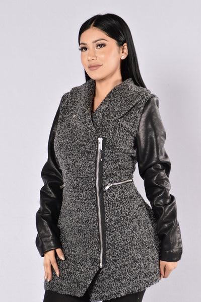 Season Bliss Jacket - Black