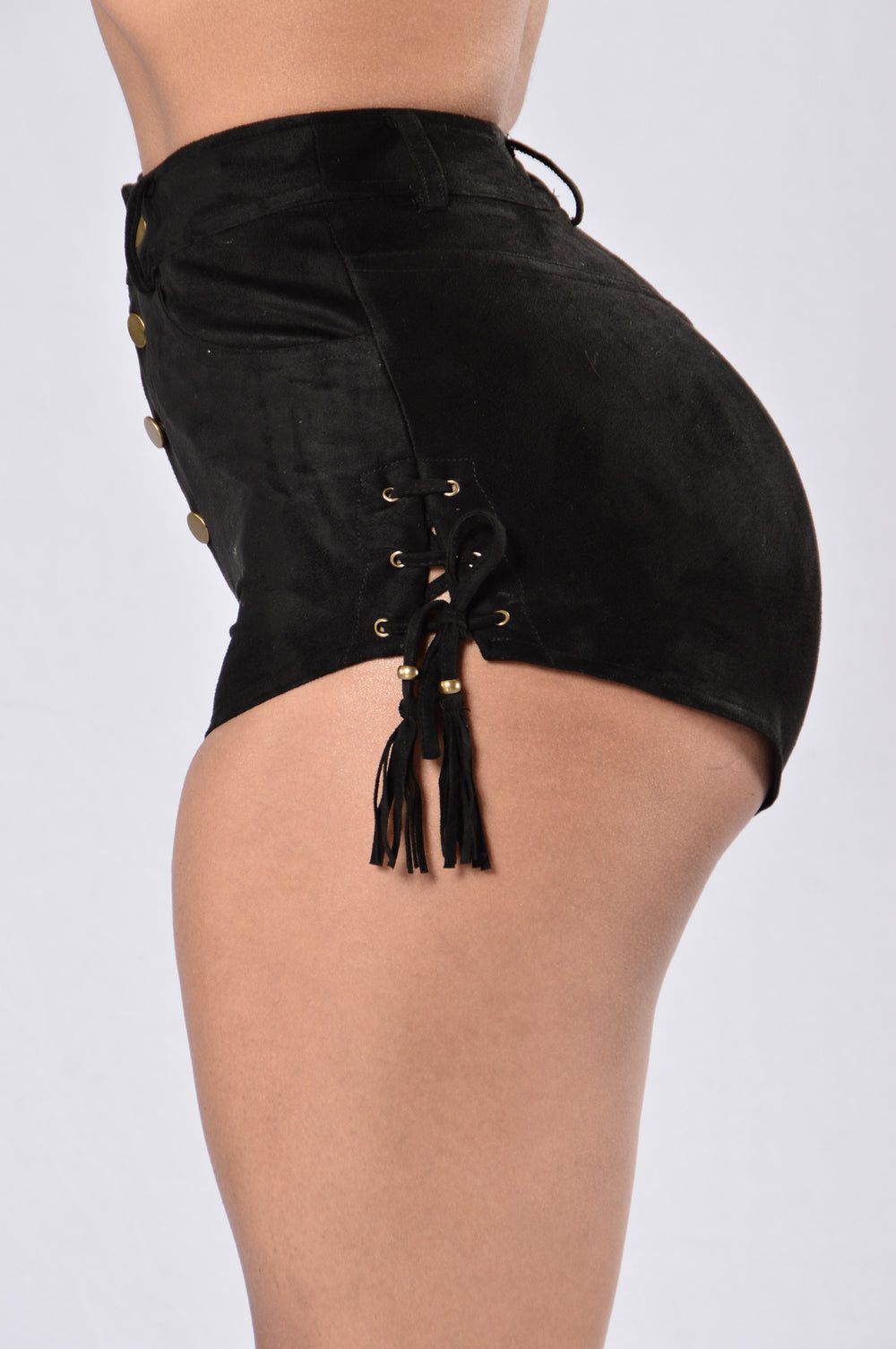 Country Roads Shorts - Black