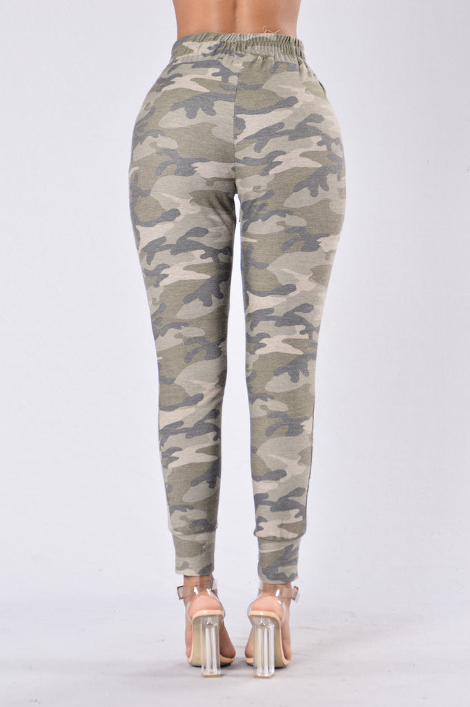 Love Battle Bottoms - Army