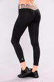 Kitty Kat Performance Active Leggings - Leopard