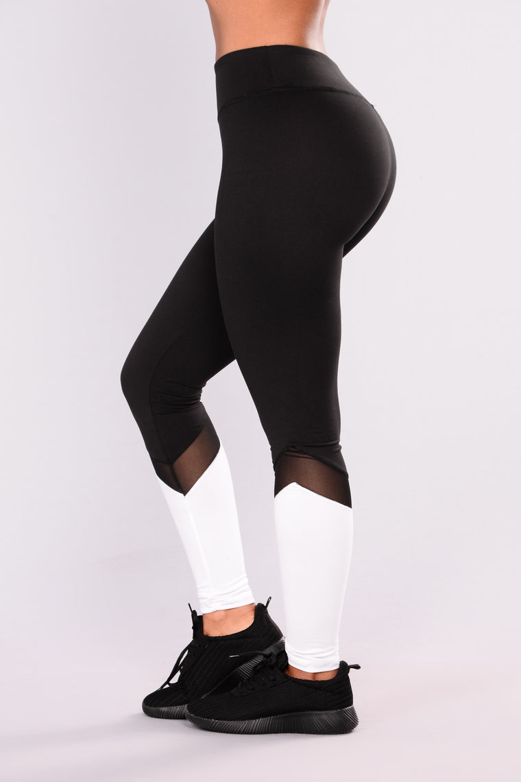 Arya Active Leggings - Black