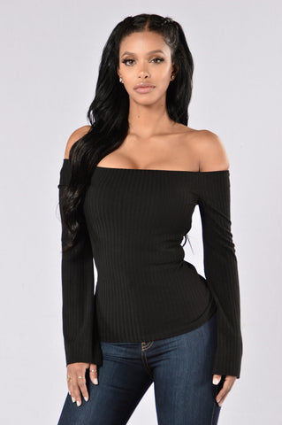 Sweet Medicine Top - Black