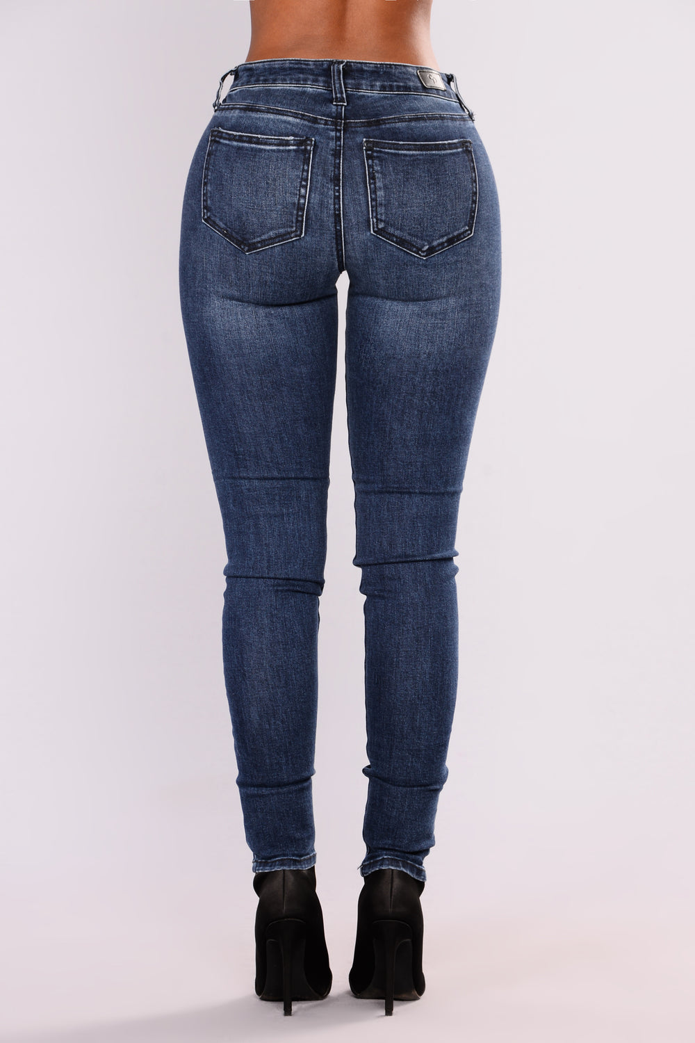 Truly Great Skinny Jeans - Dark Denim