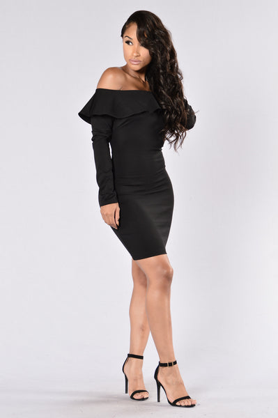 Skyline Dress - Black