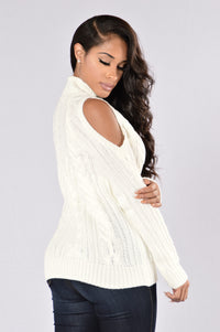 Gorgeous You Are Sweater - Ivory