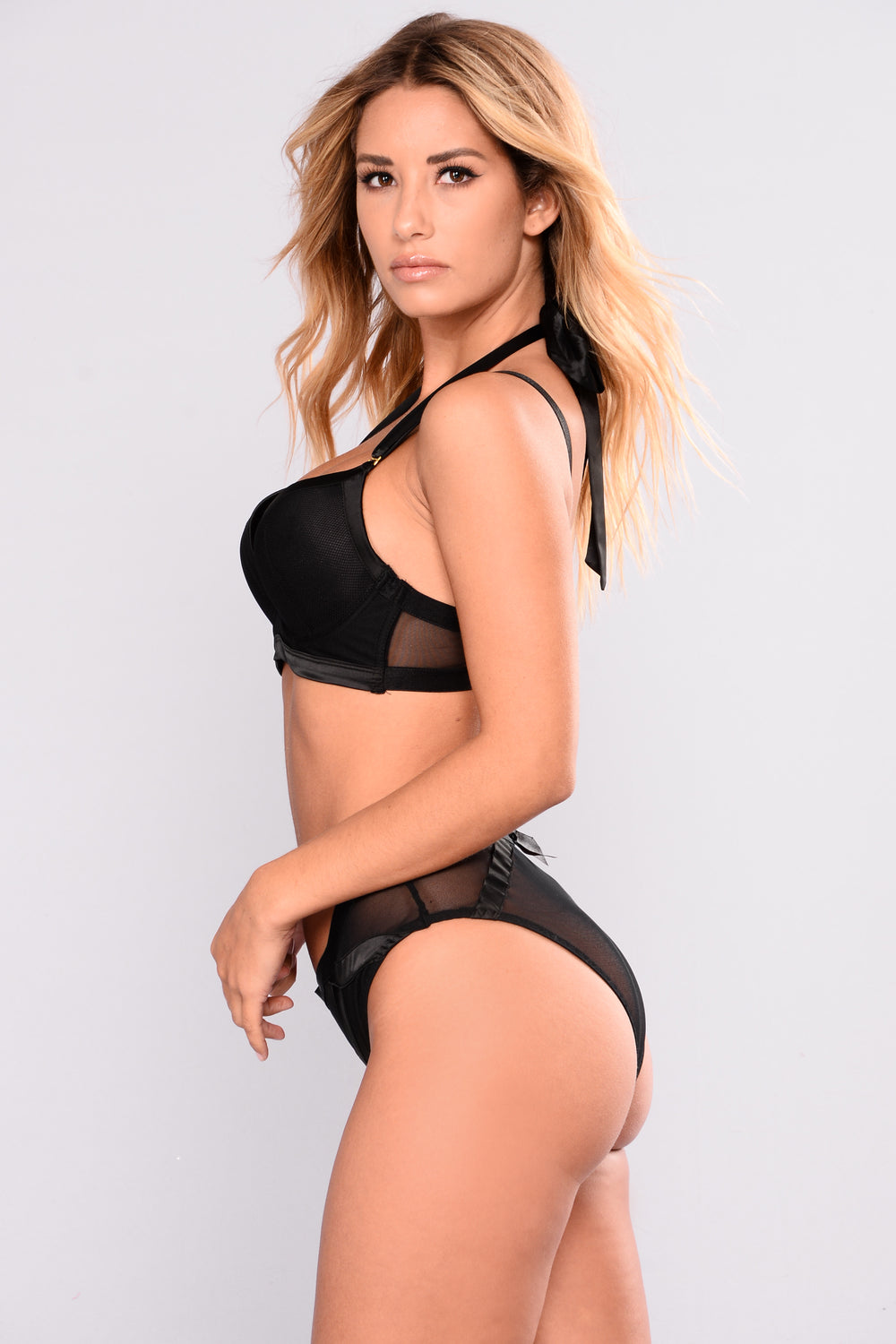 Onto Better Things 2 Piece Set - Black