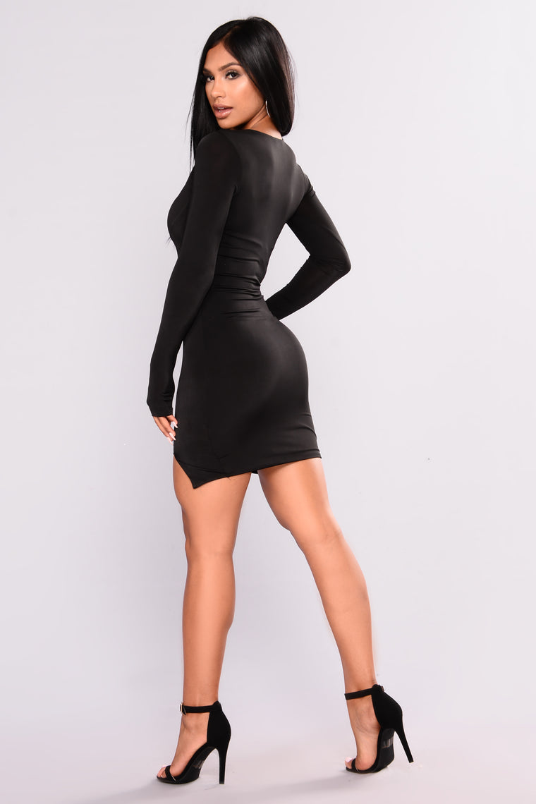 Corinne Dress - Black