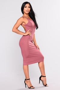 Back Slip Dress - Wild Ginger