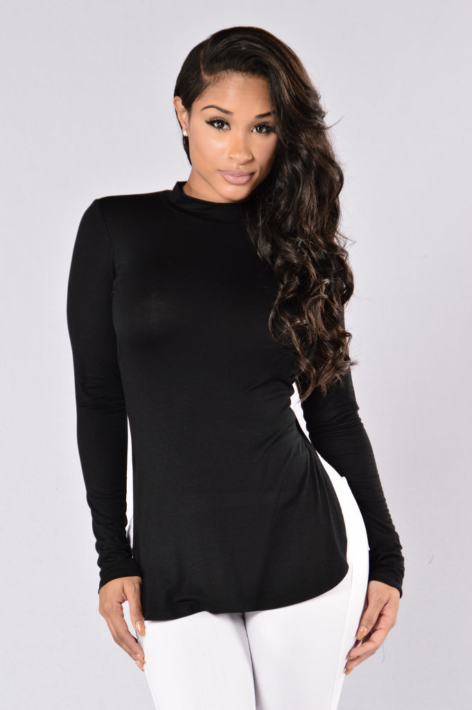 Dagger Top - Black