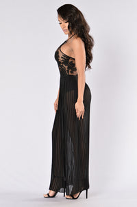 Last Dance Dress - Black