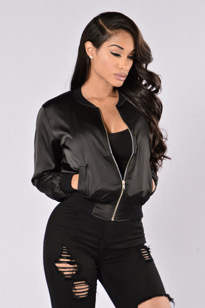 Eskimo Kiss Jacket - Black