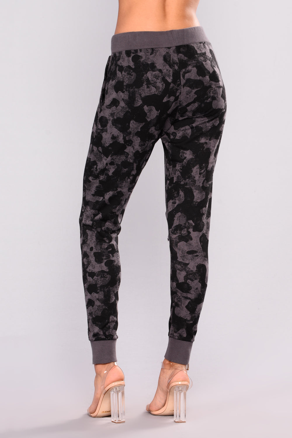 Damage Control Camo Pants - Charcoal