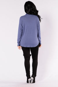 Jules Top - Denim
