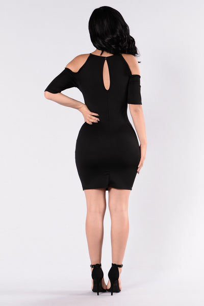 Battle Royal Dress - Black