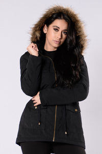 Chill Bill Jacket - Black