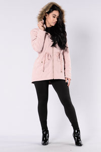 Chill Bill Jacket - Dust Pink