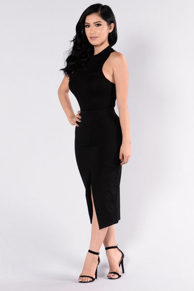 Effie Skirt - Black