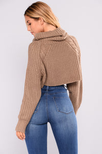 Halina Sweater II - Mocha