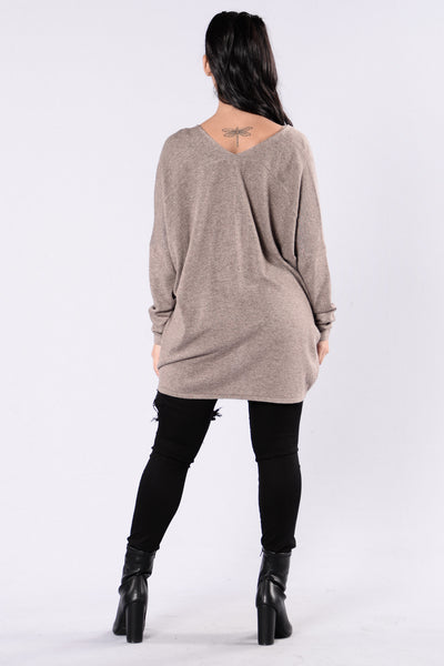 Nico Sweater - Mocha
