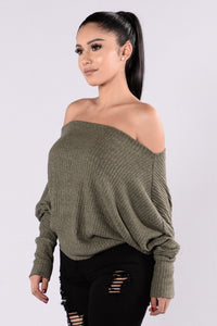 Playoffs Top - Olive