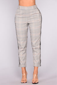 Minds Of Ours Generations Pants - Grey