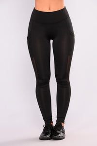 Faith Active Legging - Black