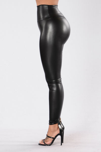 High Expectations Leggings - Black