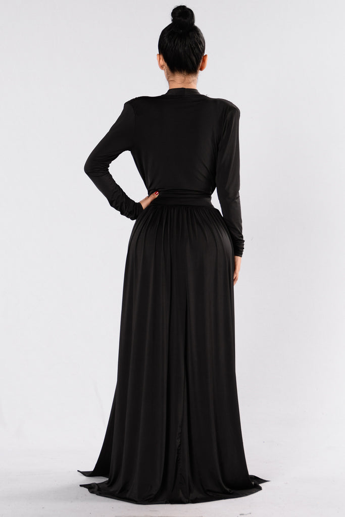 Spree Dress - Black