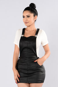Eleeza Dress - Black