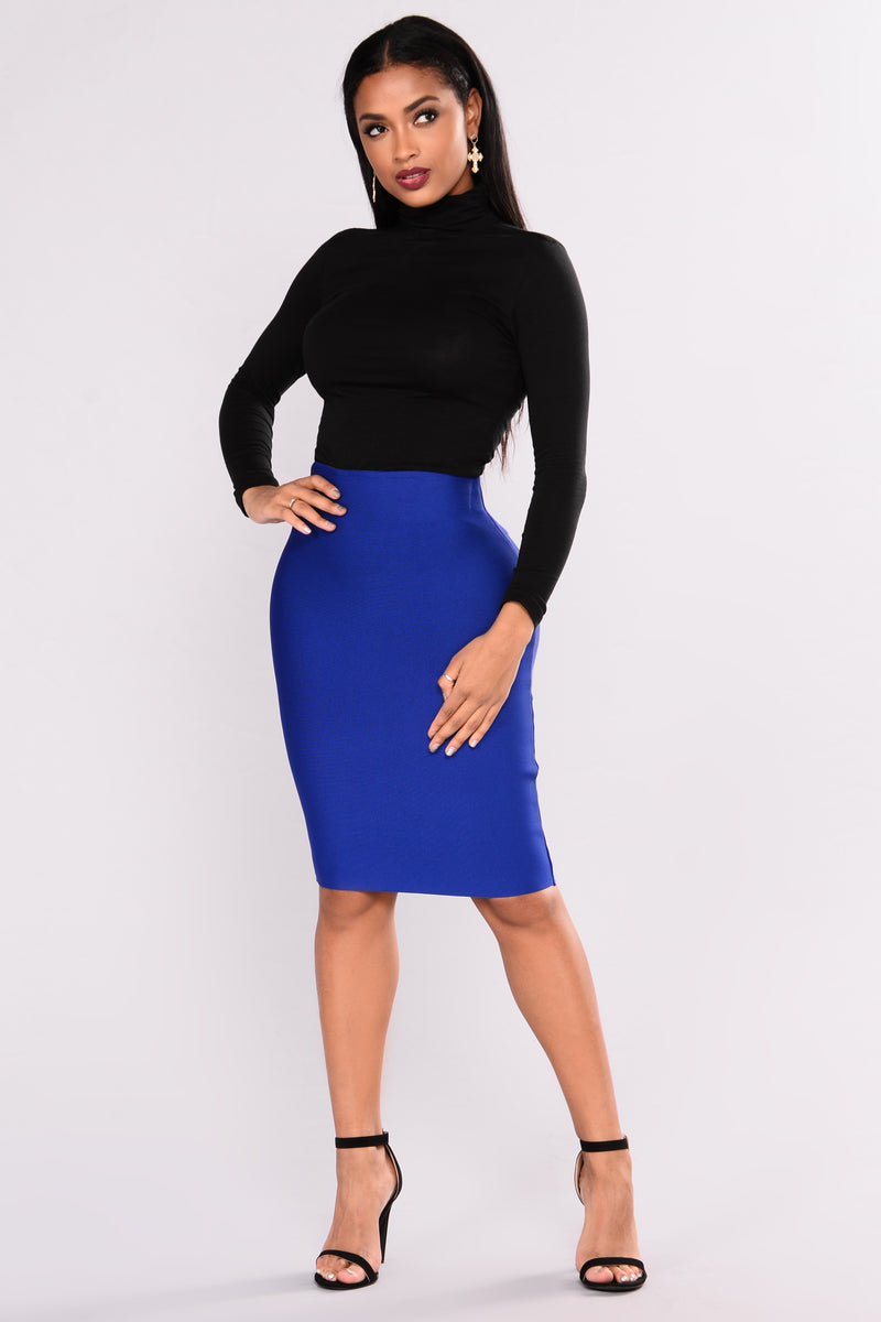 Fitted Skirt Dresses